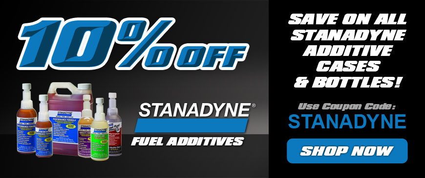 Stanadyne 10% Off