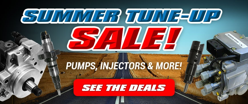 Summer Tune-Up Sale